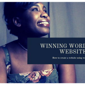 Winning WordPress Website- Online Course With eBook