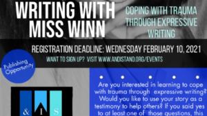 Read more about the article And I Stand & Winn Publications LLC Announce Official Collaboration To Help Trauma Victims